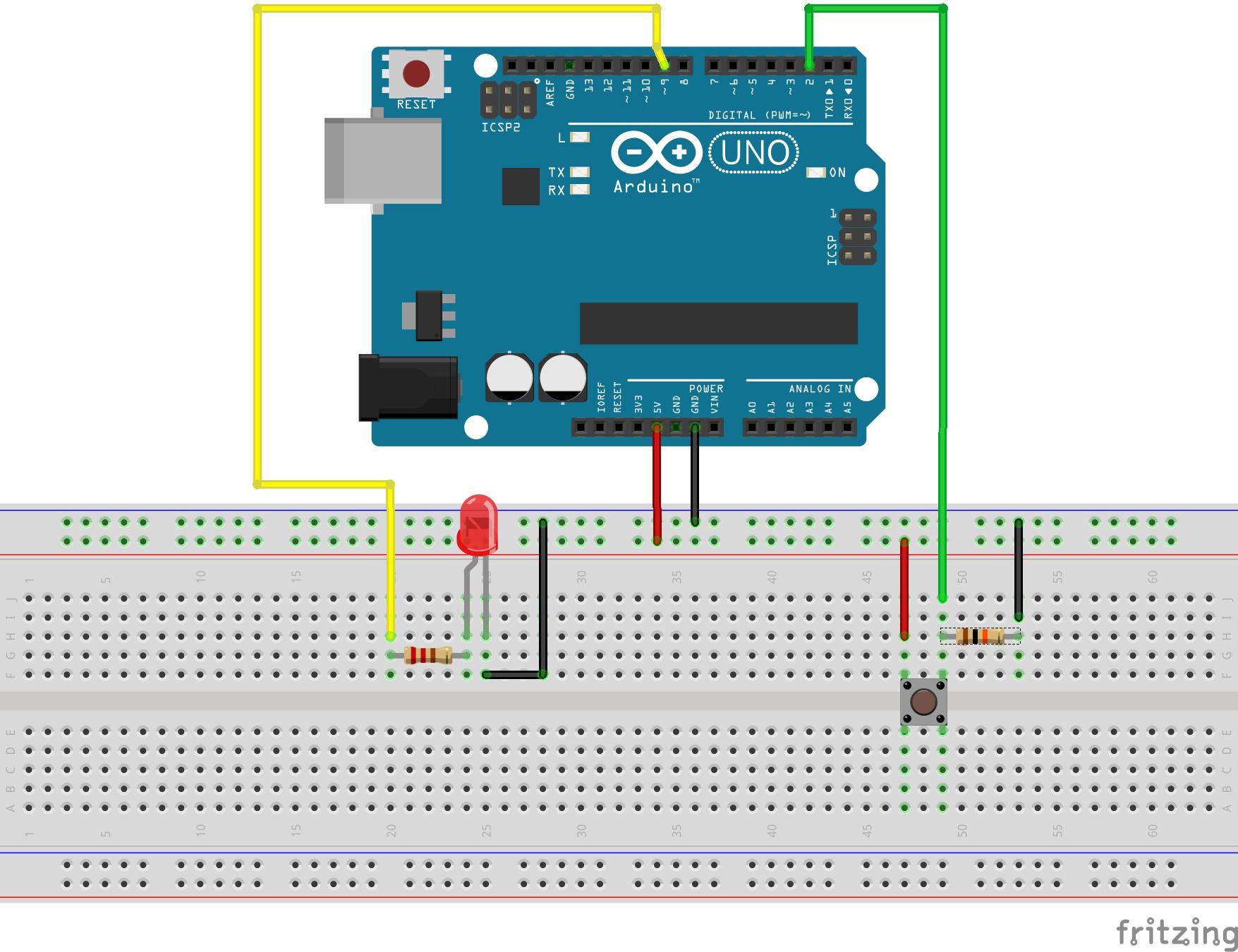 Processor Interrupts with Arduino - SparkFun Electronics