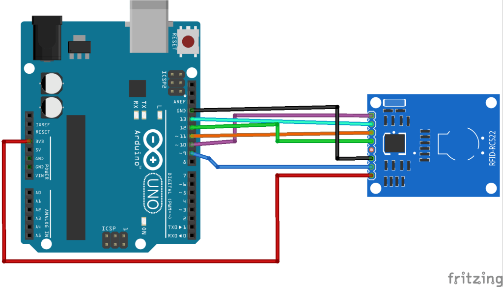 Security Access using MFRC522 RFID Reader with Arduino Mifare bb 3.png