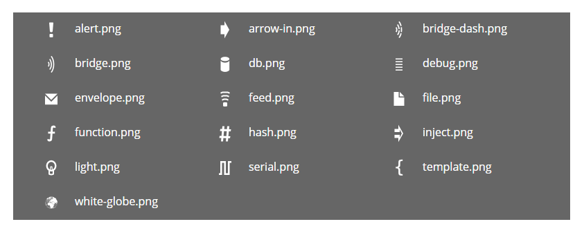 Nodered stock icons.png