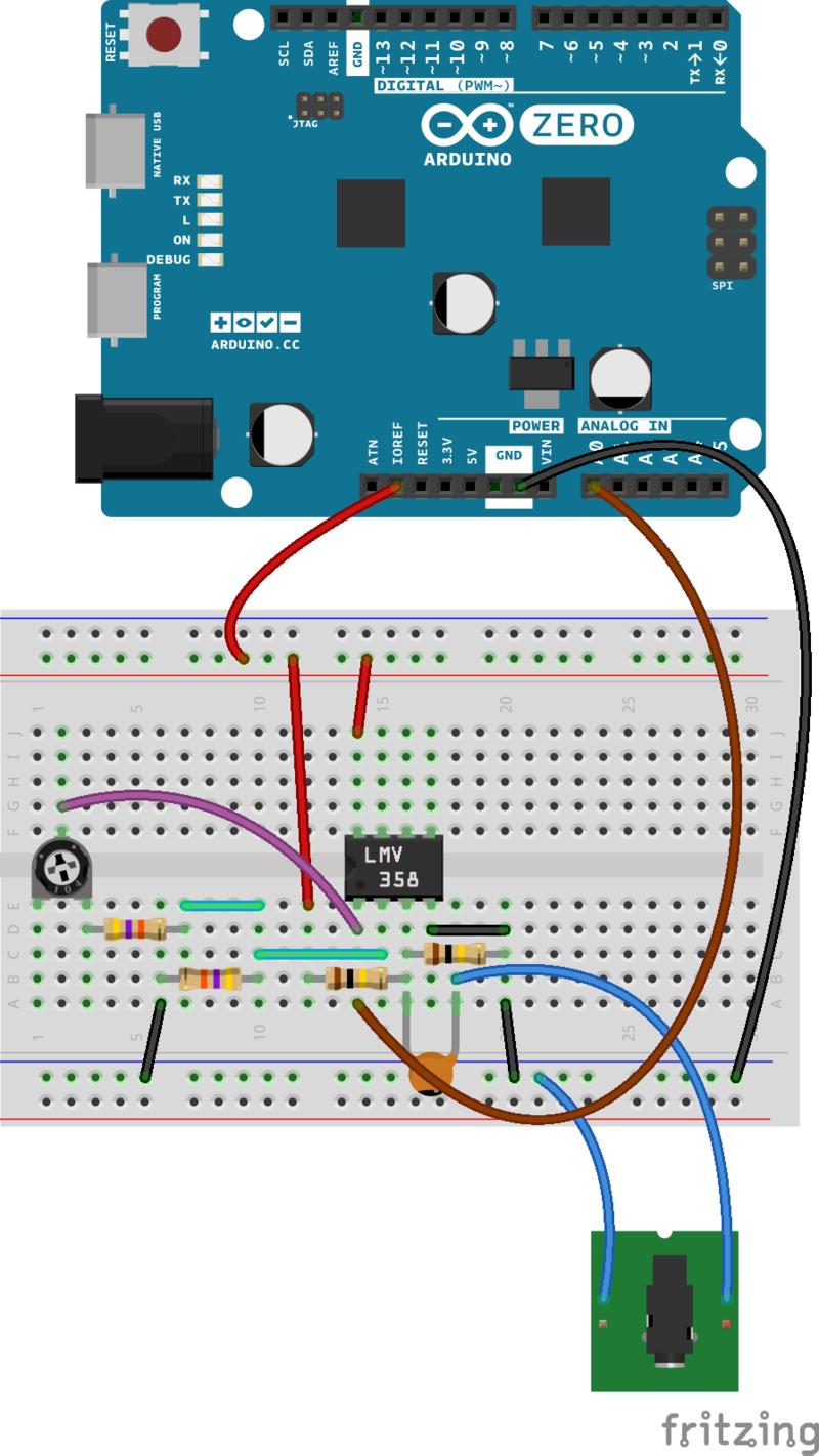 Arduino Примеры simpleaudiofrequencymeter — Онлайн справочник