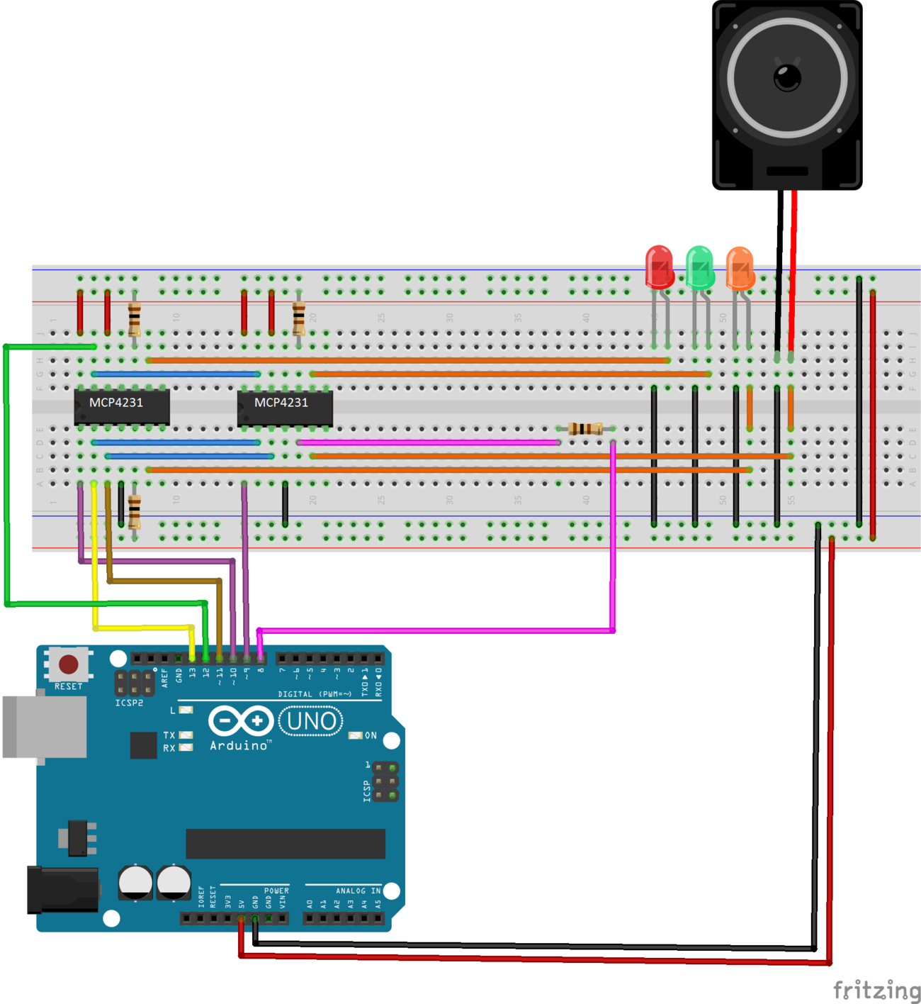 Arduino uno mcp4231 led speaker 1.png