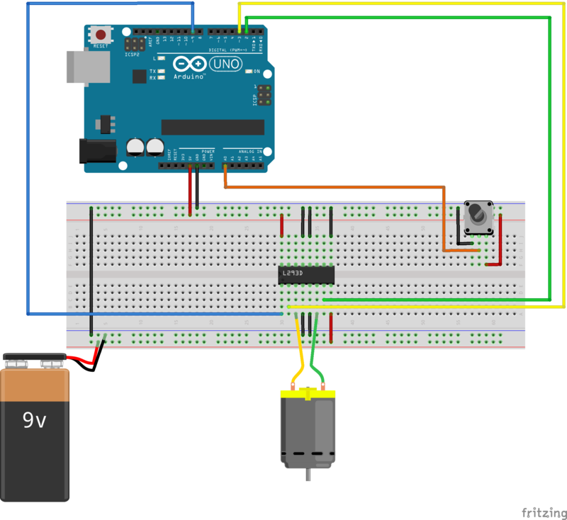 Arduino display port